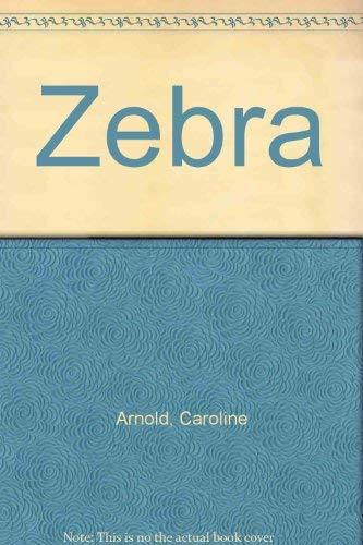 9780606057165: Zebra