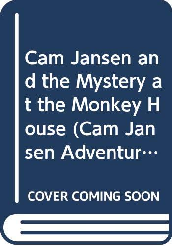 9780606057776: Cam Jansen and the Mystery at the Monkey House (Cam Jansen Adventure)