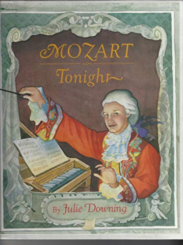 9780606059299: Mozart Tonight