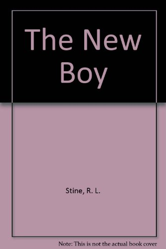 9780606059534: The New Boy (Fear Street, No. 20)