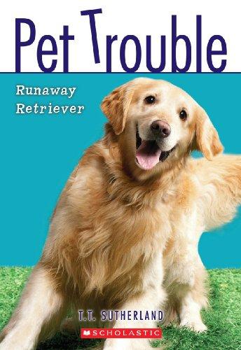 9780606061780: Runaway Retriever (Turtleback School & Library Binding Edition) (Pet Trouble (Prebound))