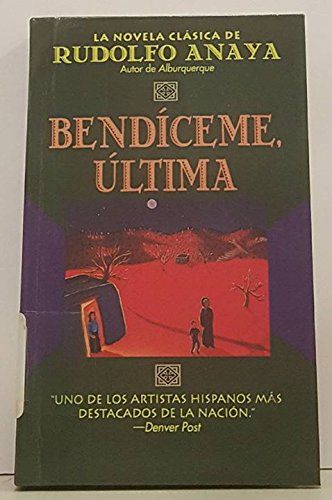9780606062251: Bendiceme, Ultima (Spanish Edition)
