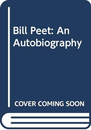 9780606062329: Bill Peet: An Autobiography