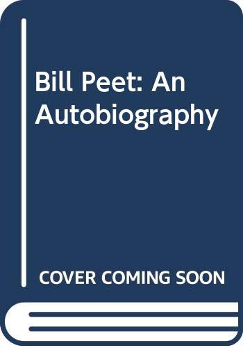 9780606062329: Bill Peet: An Autobiography
