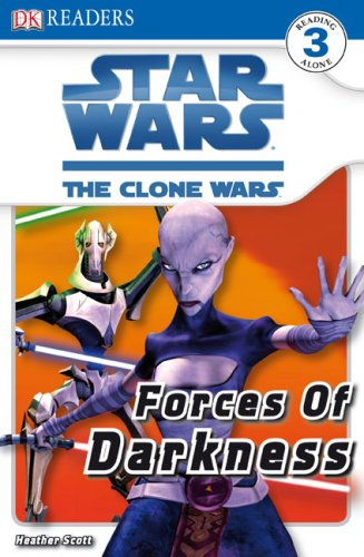 Star Wars Clone Wars: Force Of Darkness (Turtleback School & Library Binding Edition) (Star ...