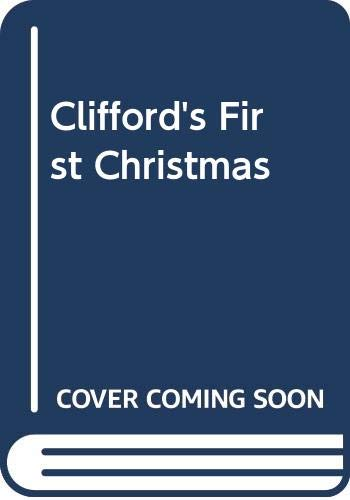 9780606062831: Clifford's First Christmas