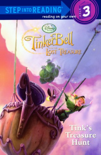Tink's Treasure Hunt (Turtleback School & Library Binding Edition) (Step Into Reading: A ...