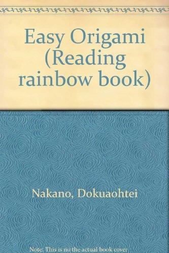 9780606063456: Easy Origami (Reading rainbow book)