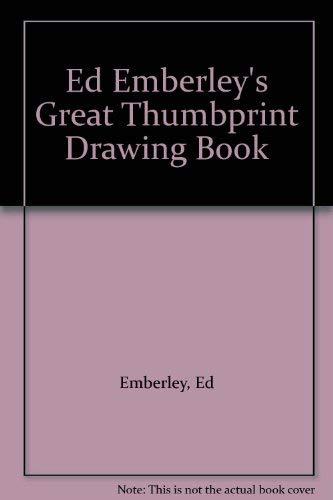 9780606063500: Ed Emberley's Great Thumbprint Drawing Book