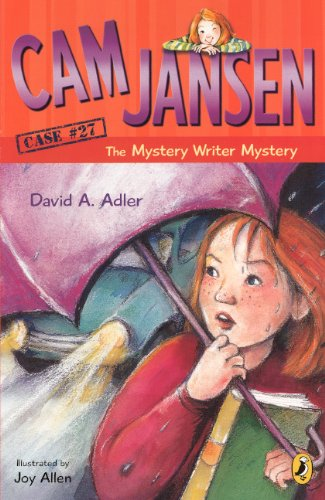 9780606063890: Cam Jansen and the Mystery Writer Mystery (Cam Jansen Adventure)