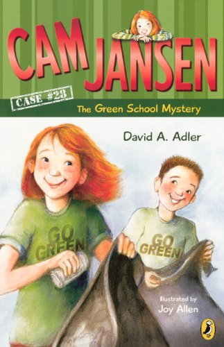 Cam Jansen And The Green School Mystery (Turtleback School & Library Binding Edition) (Cam Jansen Adventure) (0606063919) by David A. Adler