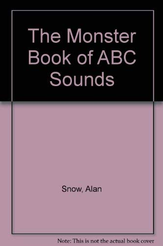 9780606065764: The Monster Book of ABC Sounds