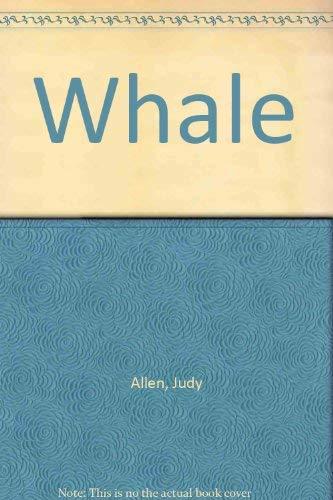 Whale (0606068627) by Judy Allen