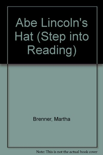 9780606069090: Abe Lincoln's Hat (Step into Reading)