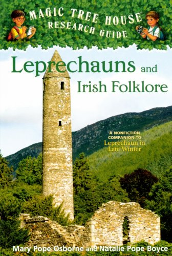 9780606070300: Leprechauns and Irish Folklore: A Nonfiction Companion to Leprechaun in Late Winter (Magic Tree House Fact Tracker)