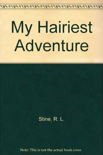 9780606070461: My Hairiest Adventure