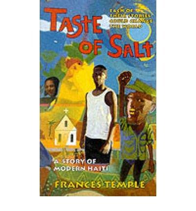 9780606071178: Taste of Salt: A Story of Modern Haiti