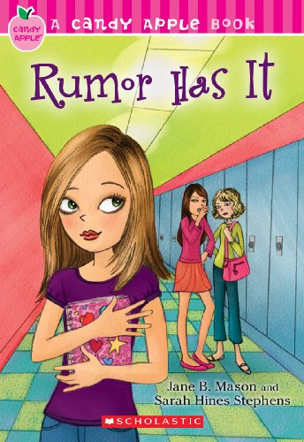9780606071284: Rumor Has It (Turtleback School & Library Binding Edition) (Candy Apple Books (Pb))