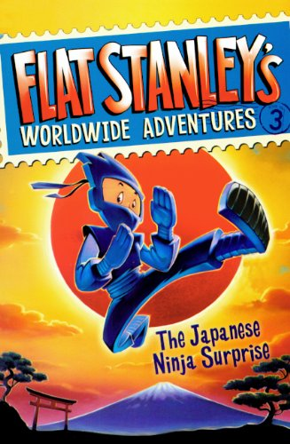 The Japanese Ninja Surprise (Turtleback School & Library Binding Edition) (Flat Stanley's Worldwide Adventures) (0606071407) by Jeff Brown