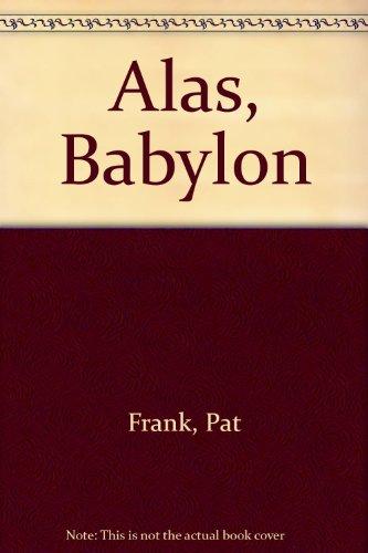 9780606071628: Alas, Babylon
