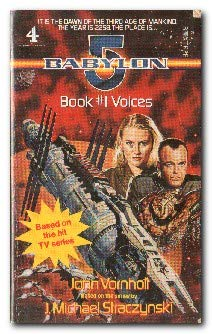 9780606072397: Voices (Babylon 5, Book 1)