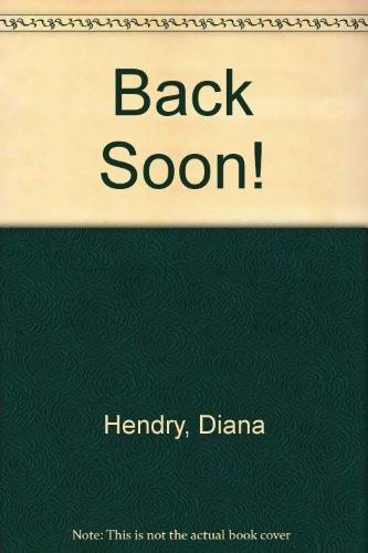 9780606072540: Back Soon