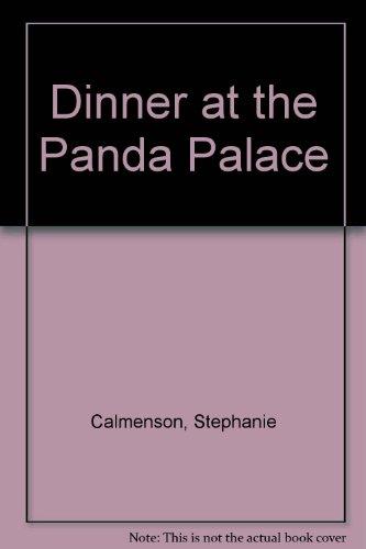 9780606074339: Dinner at the Panda Palace