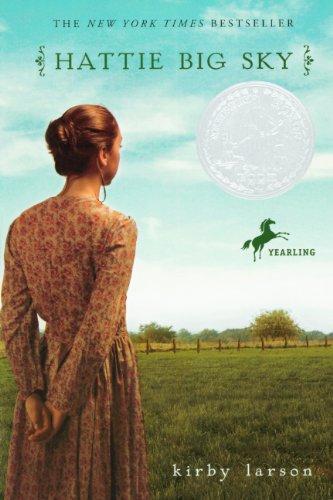 9780606074902: Hattie Big Sky (Turtleback School & Library Binding Edition)