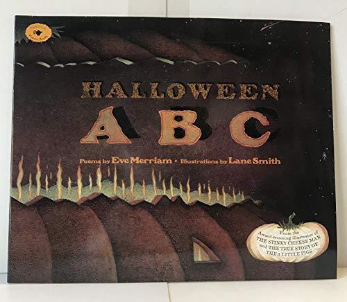 9780606076050: Halloween ABC