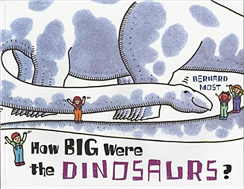 9780606076739: How Big Were the Dinosaurs?