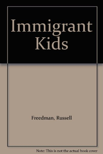 9780606077002: Immigrant Kids