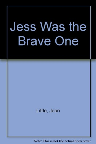 9780606077385: Jess Was the Brave One