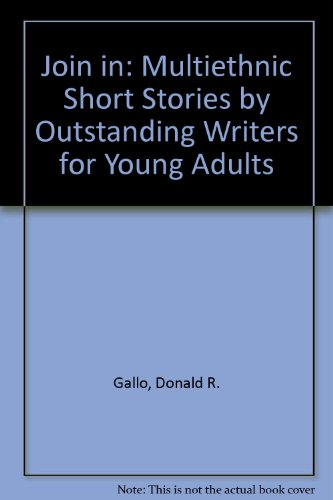 9780606077484: Join in: Multiethnic Short Stories by Outstanding Writers for Young Adults