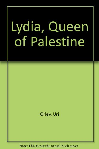 9780606078177: Lydia, Queen of Palestine
