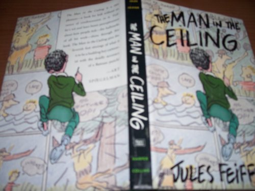 9780606078351: The Man in the Ceiling