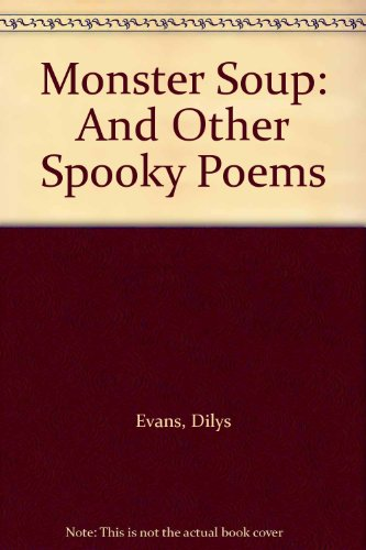 9780606078832: Monster Soup: And Other Spooky Poems