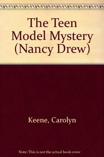 9780606079211: The Teen Model Mystery (Nancy Drew)