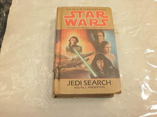 9780606082020: Jedi Search (Star Wars: Jedi Academy Trilogy)