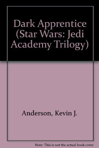 9780606082037: Dark Apprentice (Star Wars: Jedi Academy Trilogy)