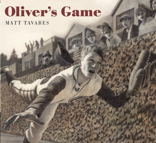 Oliver's Game (Turtleback School & Library Binding Edition) (060608357X) by Matt Tavares