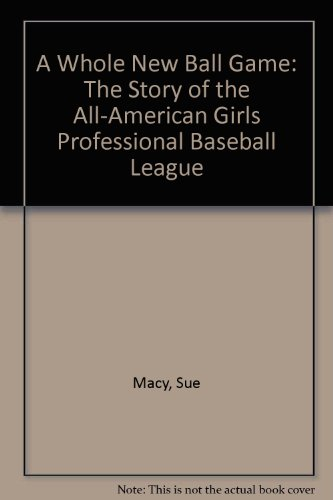 9780606083812: Whole New Ball Game the Story of the A