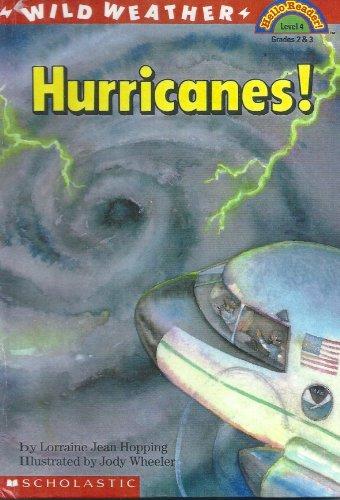 9780606083843: Wild Weather: Hurricanes (Hello Reader)