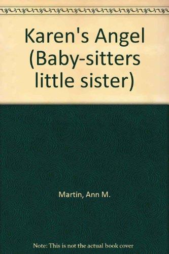 9780606084857: Karen's Angel (Baby-Sitters Little Sister)