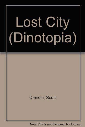 9780606085649: Lost City (Dinotopia)