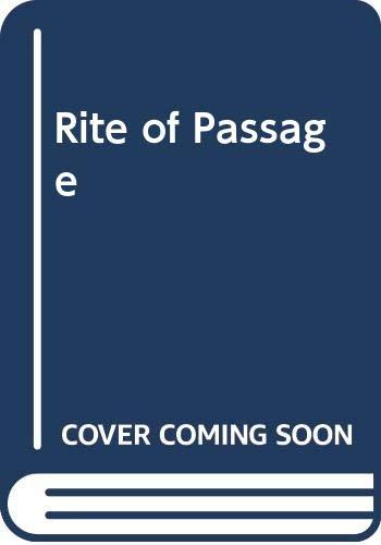 9780606085922: Rite of Passage