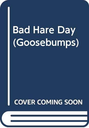 9780606086929: Bad Hare Day (Goosebumps)