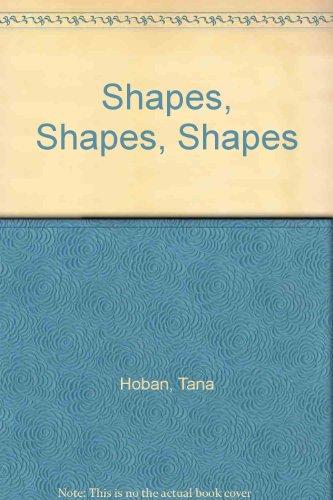 9780606088695: Shapes, Shapes, Shapes