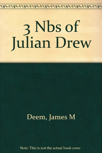 9780606089593: 3 Nbs of Julian Drew