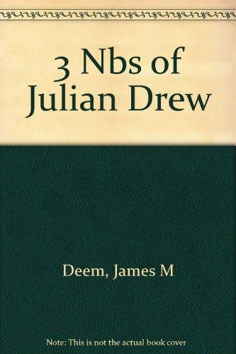 9780606089593: 3 Nbs of Julian Drew