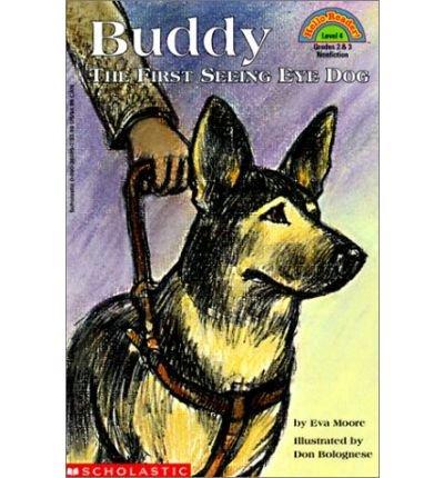 9780606091145: Buddy: The First Seeing Eye Dog (Hello Reader)